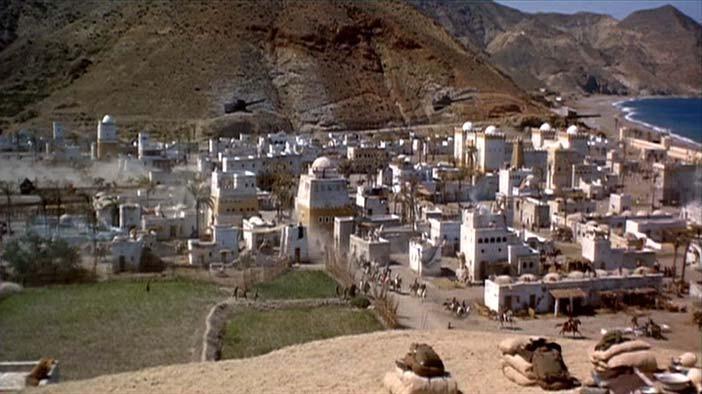 Aqaba Town Set