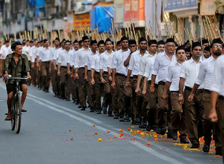 Modi unleashes Islamophobic pogroms