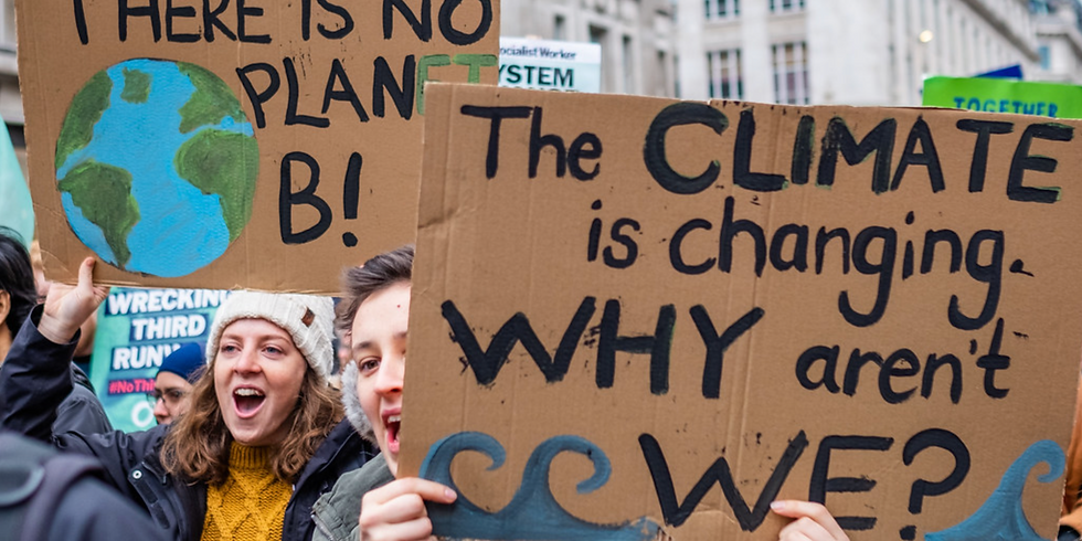 Climate Change: Past the tipping point?