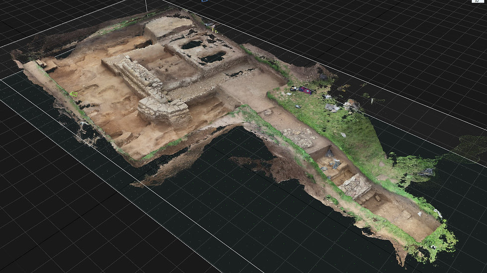 AN INTRODUCTION TO PHOTOGRAMMETRY