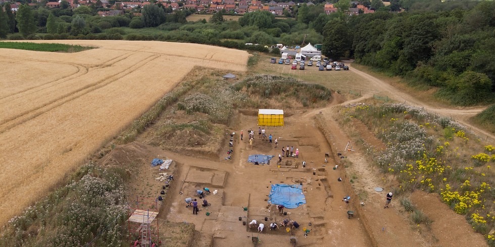 What has happened at SHARP during the 2019 excavation season - SHARP Team