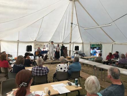 The Penland Phezants - live at the Boneyard, 5th July 2019