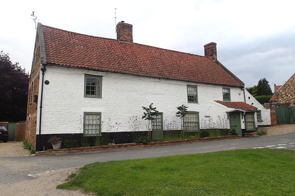 The Old Buck, former inn, Sedgeford