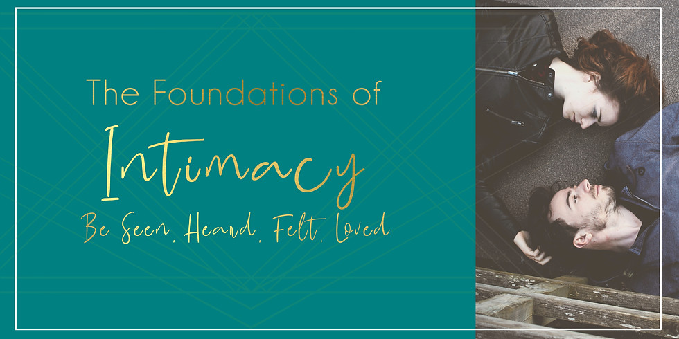The Foundations of Intimacy