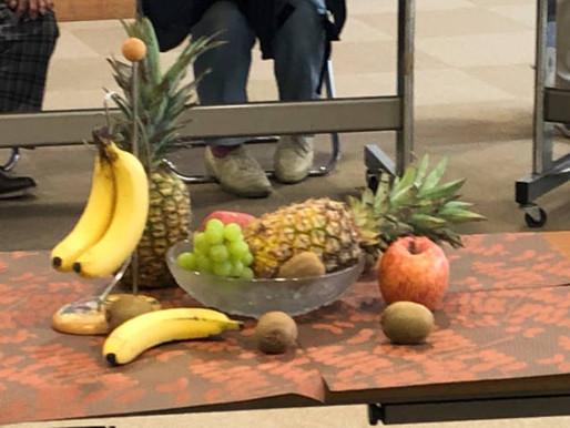 静物画―フルーツを描く