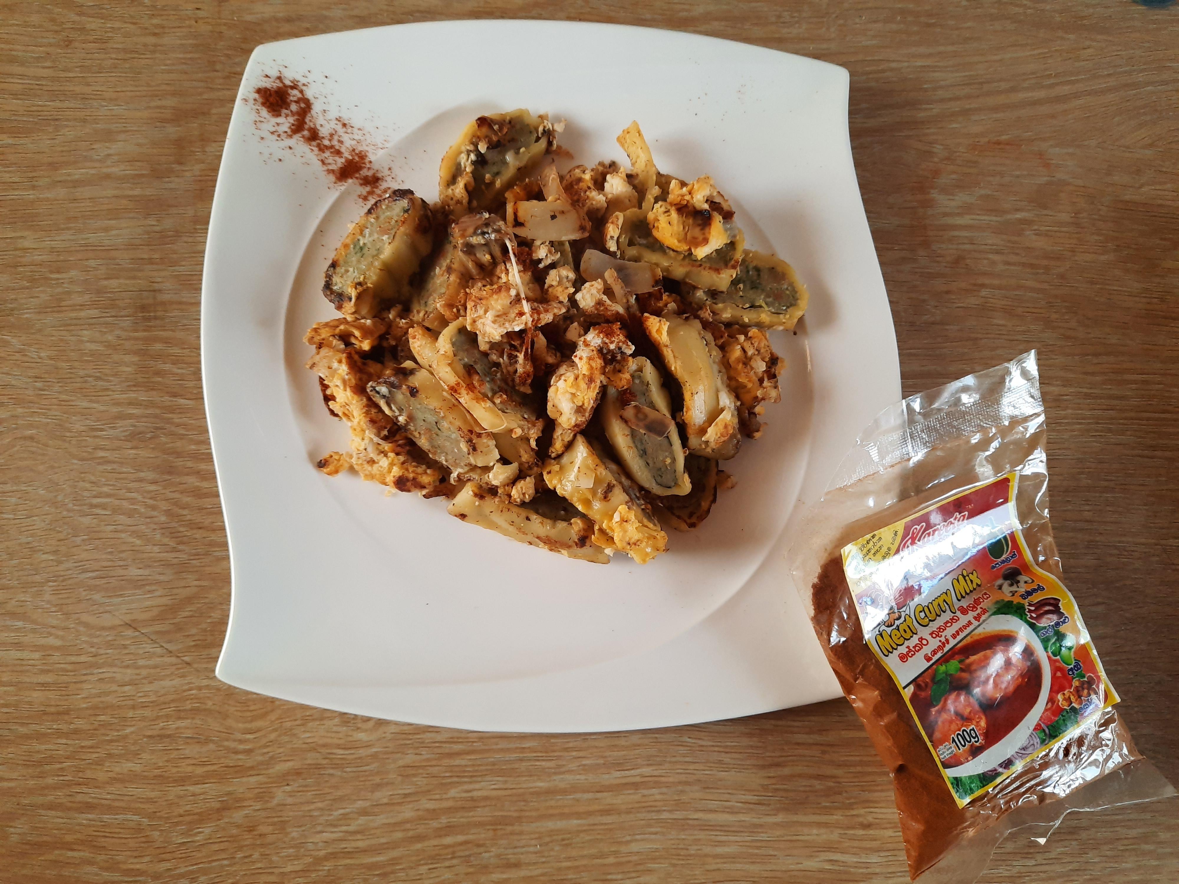 Curry Mix aus Sri Lanka