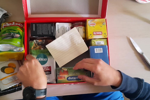 Taste of Indonesia Box