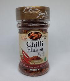 Chilli Flakes aus Indonesien
