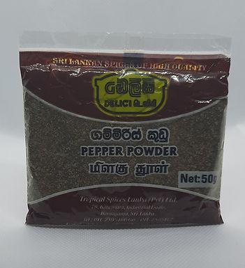 Pfefferpulver aus Sri Lanka