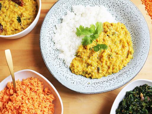 Das Dhal Curry aus Sri Lanka