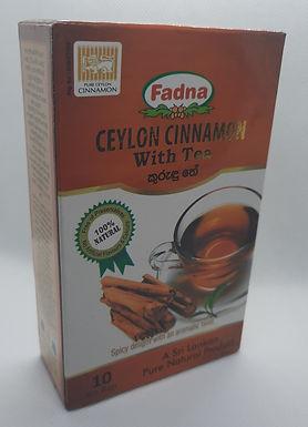 Ceylon Zimt Tee