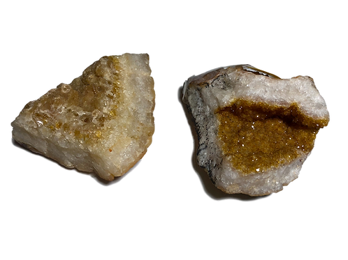 Citrine Geode Crystal 1pc (4.8oz)