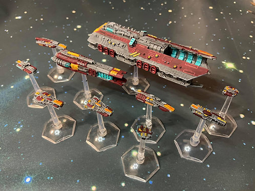 SSA Space Fleet