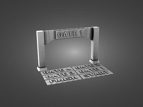 Death Race Gates