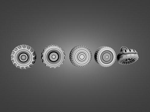 Tires - Set 1