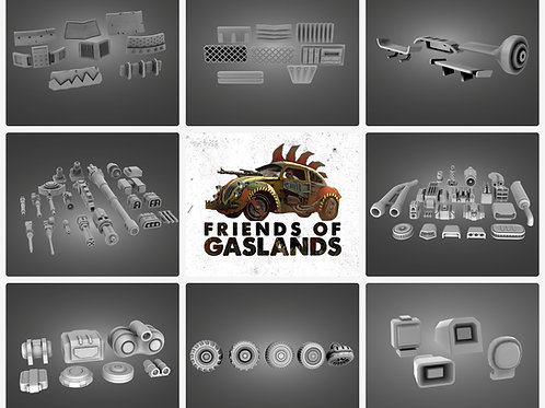 Complete Vehicle Modifications Bundle (84 files in total)