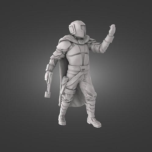 Commander Veil