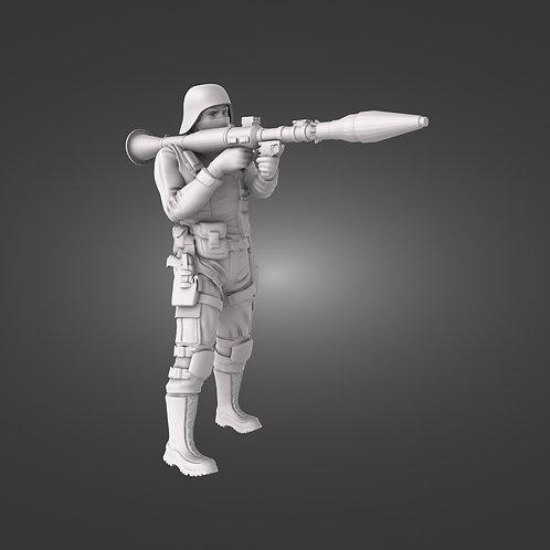 Black Iron Infantry - RPG