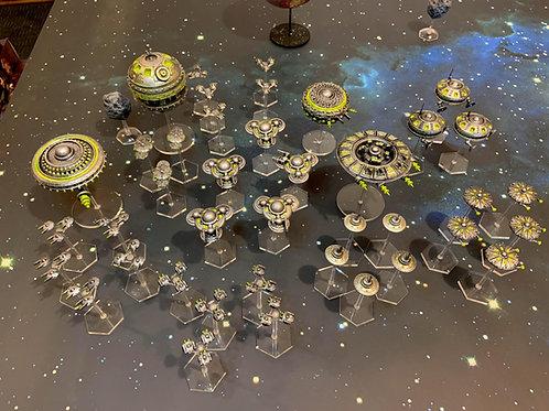 Martian Space Fleet