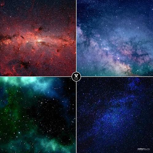 A Billion Suns Interstellar Merchant 4x4 Game Mat