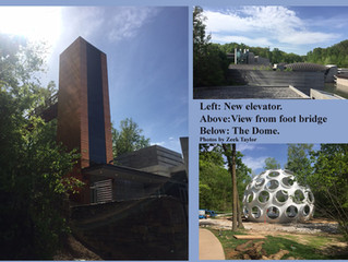 New additions to Crystal Bridges