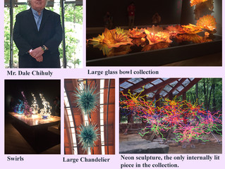 Chihuly at Crystal Bridges