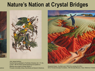 Crystal Bridges Museum of American Art Debuts Two New Summer Exhibitions: Nature's Nation and Color