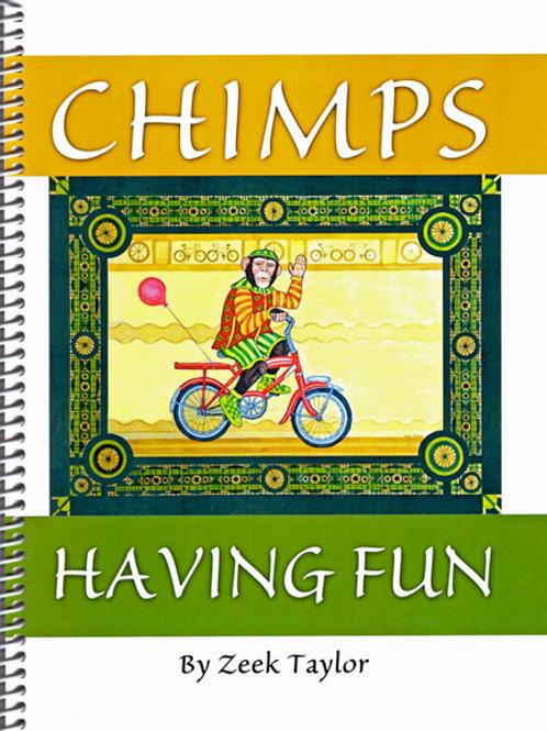 Chimps Having Fun