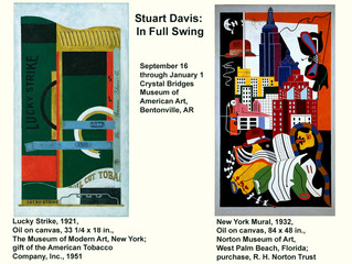 Stuart Davis: In Full Swing,