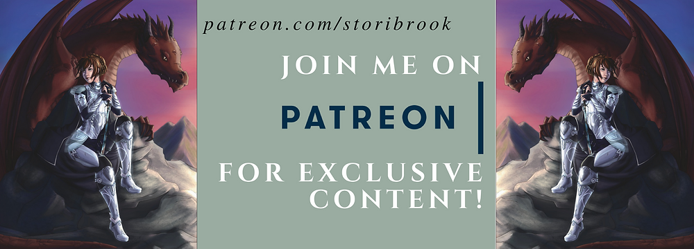 Join Me on Patreon!