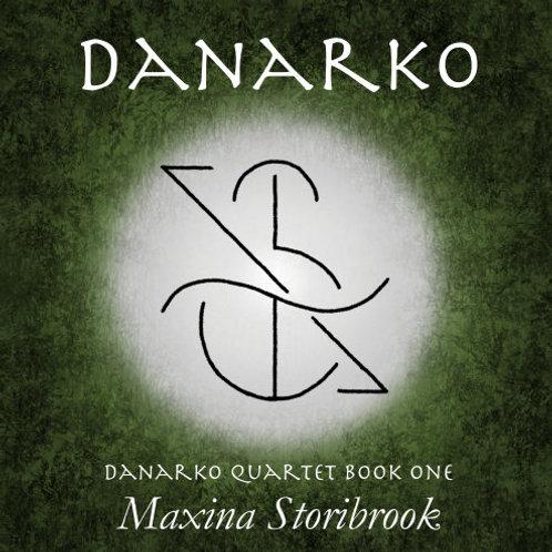 Danarko Audiobook (Flash Drive)
