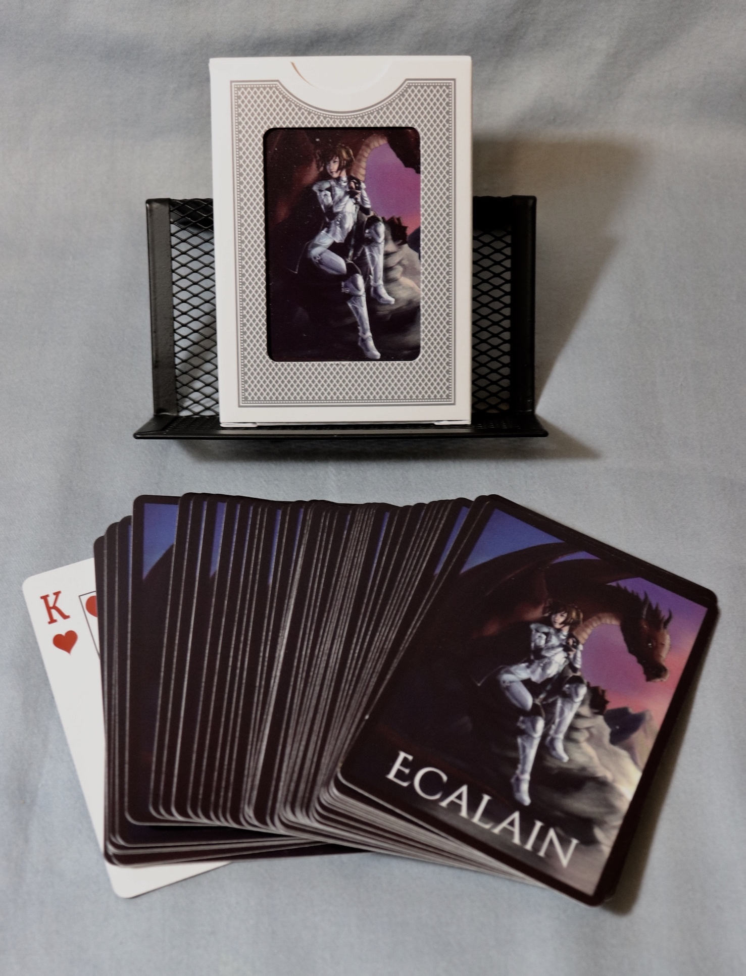 Playing Cards – Ecalain