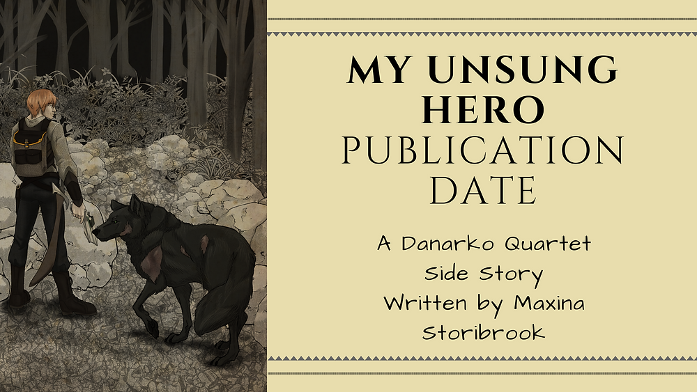 My Unsung Hero Publication Date