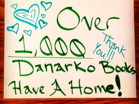 Milestone – 1,000 Danarko Have a Home