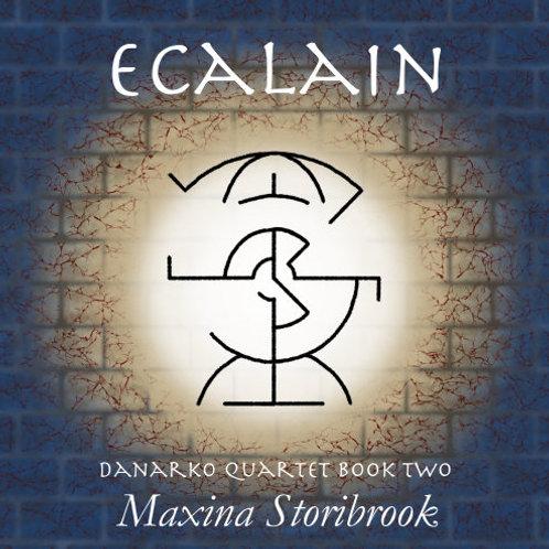 Ecalain Audiobook (Flash Drive)