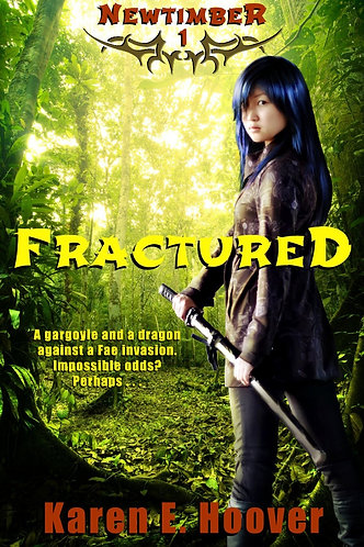 Newtimber: Fractured paperback