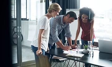 Team Besprechung_Thomsen Business Marketing