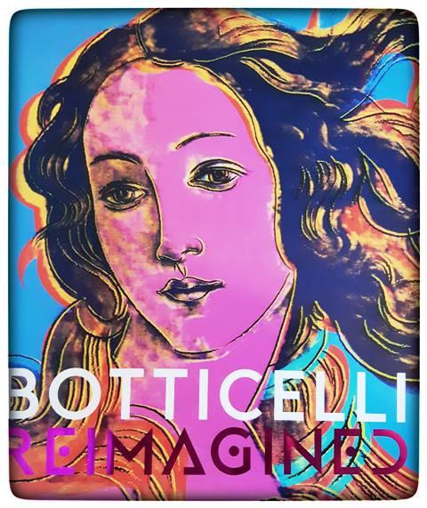 תערוכת בוטיצ'לי במוזיאון ויקטוריה ואלברט