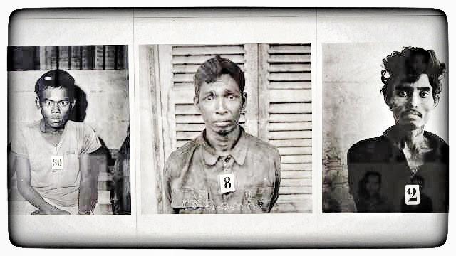 אסירי הקמר רוז' שנכלאו בטוּאול סלנג