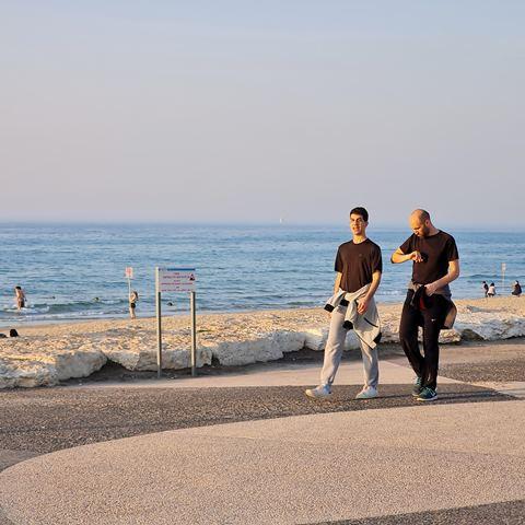 חוף צ'ארלס קלור