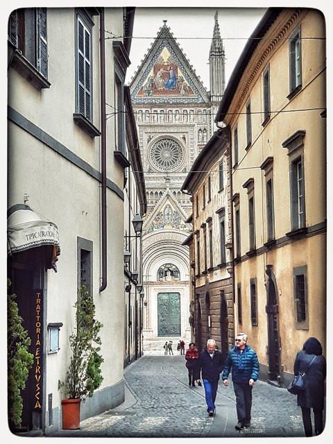 הקתדרלה באורבייטו, אומבריה איטליה