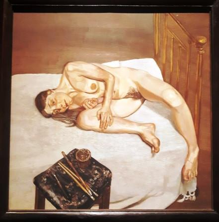 Naked Portrait, 1972-3, לוסיאן פרויד