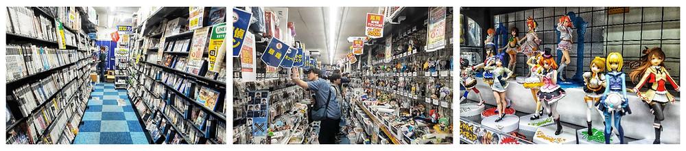 חנות משחקי וידיאו, קיוטו, יפן Tsutaya