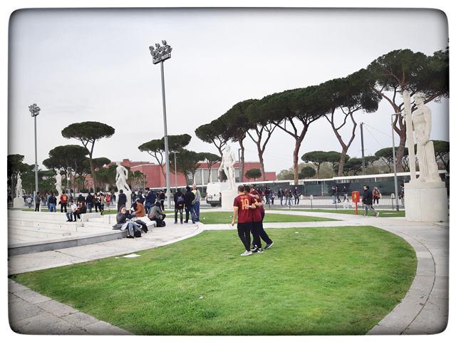 אצטדיון הכדורגל ברומא Stadio Olimpico