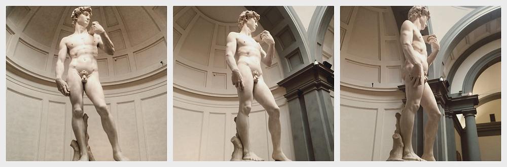 """1501–1504 ,פסל """"דוד"""" מיכאלאנ'לו"""