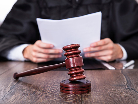 שאלה של שופט