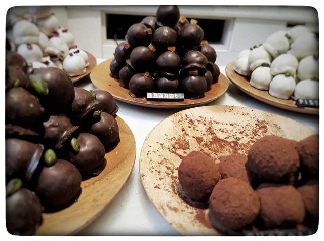 עוגות ושוקולדים בברצלונה Chock