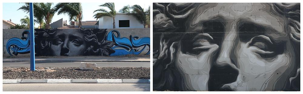 Artist4Israel בארוק פרסקו
