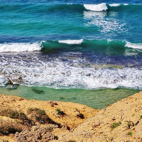 חוף הים - ארסוף קדם
