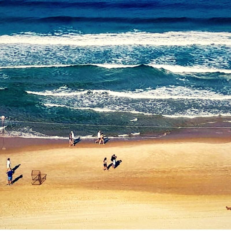 חוף הים בנתניה